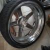 Wheel Widening after