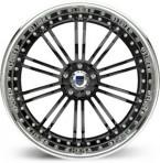 22-23 inch wheel rim repair