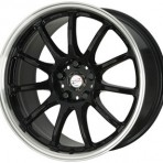 Work Emotion 11R-FT (Black Rim Cut)