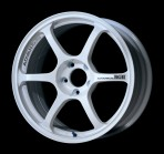 Advan GT Racing White Wheels/Rim