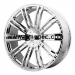 KMC KM677 D2 Chrome