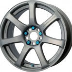 Work Emotion XT-7 Semi-Concave Matt Gray Silver(MGS)