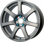 Work Emotion XT-7 Deep-Concave Matt Gray Silver(MGS)