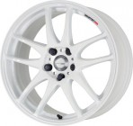Work Emotion CR KIWAMI (White WHT, Semi-Concave)
