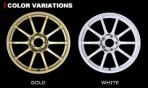 Advan RC3 Wheels/Rims