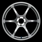 Advan RG-D Hyper Silver Wheels/Rims