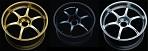 Advan RG-D Wheels/Rims