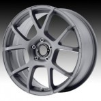 Motegi MR121 Titanium Gray Wheel