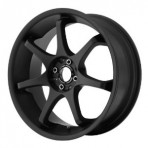 Motegi MR125 Satin Black