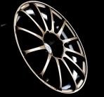 Kreuzer Series XII-i Bronze/Bright Chrome Wheels/Rims
