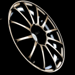 Kreuzer Series XII-i Bronze/Bright Chrome Wheels/Rims