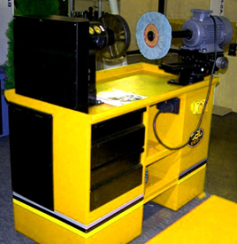 Wheel Repair Machine