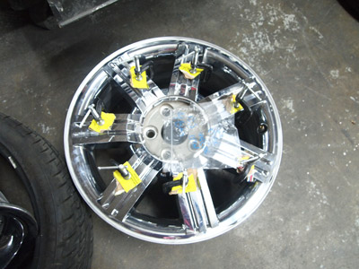 Wheel Chrome