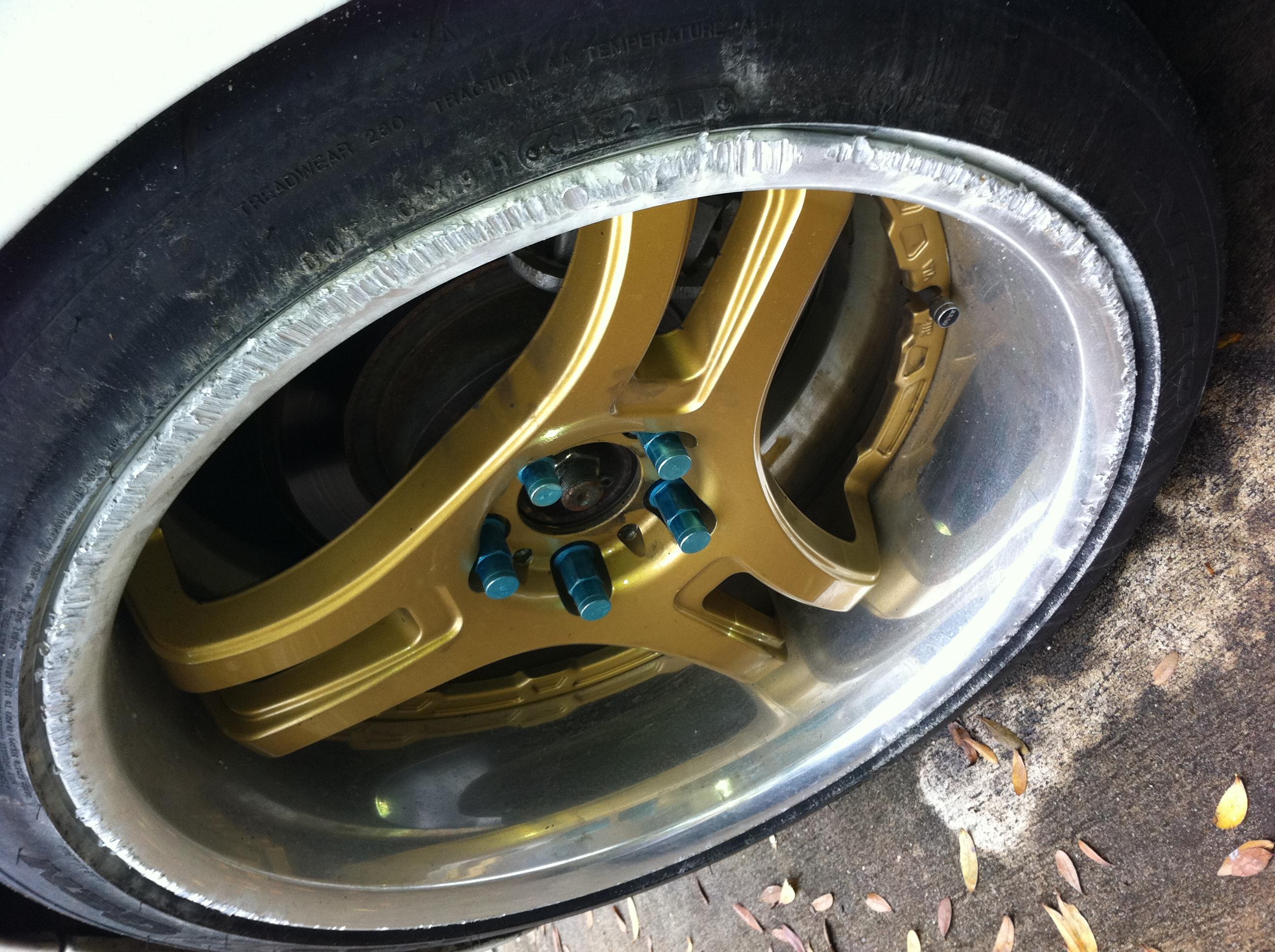 RimSpec Wheel Repair & Rim Repair Specialist Bent Damaged