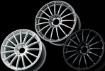 Advan RT Wheels/Rims