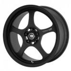 Motegi MR2388 Traklite Flat Black