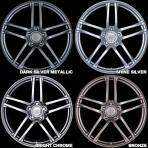 AVS Model T5 Wheels/Rims