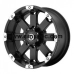 ATX Crawl AX1857 Matte Black Machined
