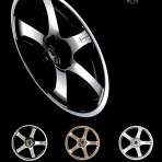 Connisseur No. 51C Wheels/Rims