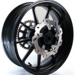 Motorcycle Wheel Repair