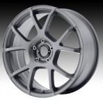 Motegi MR121 Titanium Gray Wheel