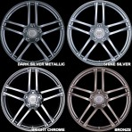AVS Model T5 Wheels/Rims